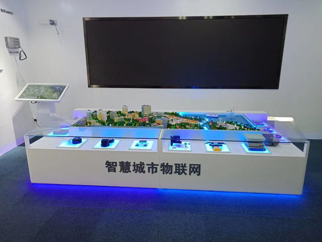 北京环球美业科技智能沙盘